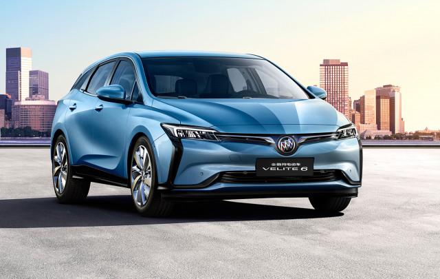 2019 Buick Velite 6 Plug-In Hybrid