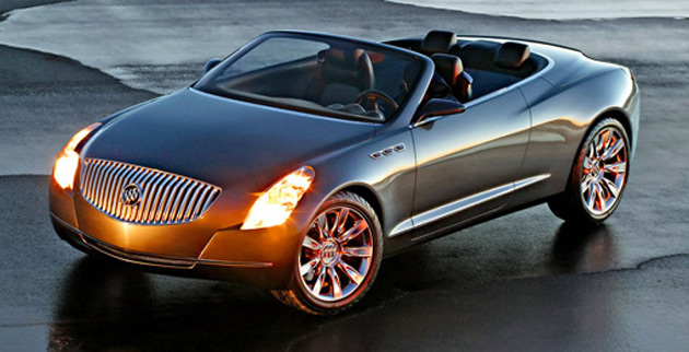 Buick's future won't include the classy Velite concept roadster--but Volt-alikes are in the plan.
