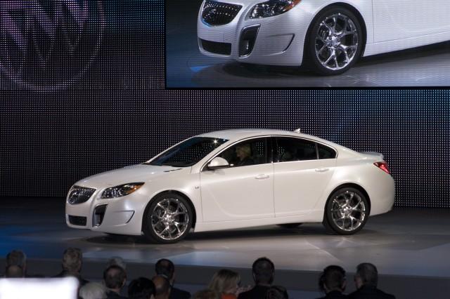 2010 Buick Regal GS Concept