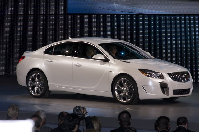 2010 Buick Regal Gs Concept