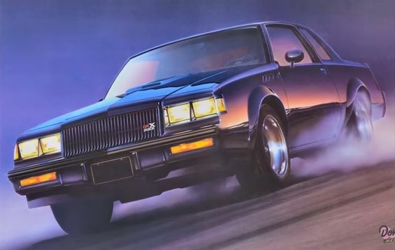 1987 Buick Grand National: 100 Cars That Matter