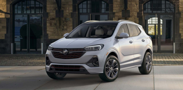 2020 Buick Encore GX crossover revealed: Premium 'tweener by way of Korea