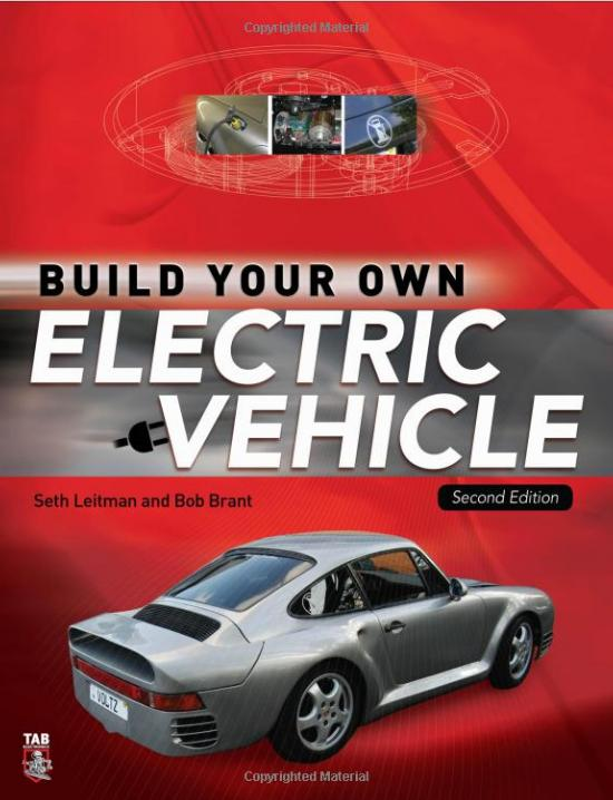 Lease A Prius >> Want To Build Your Own Plug-In Hybrid? New Book Tells You How