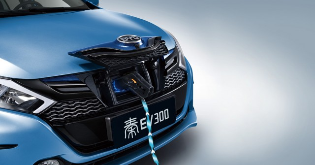 Chinese maker BYD plans U.S. expansion into other electric ...