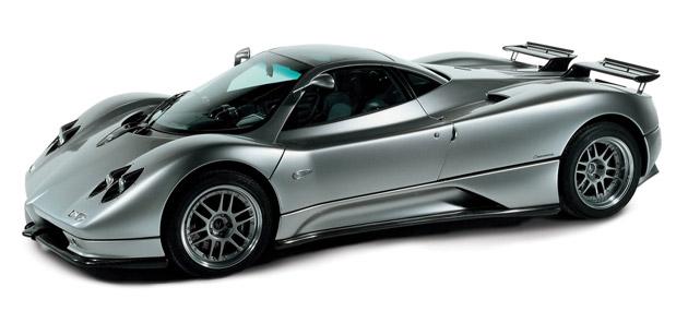 C12 Pagani Zonda supercar