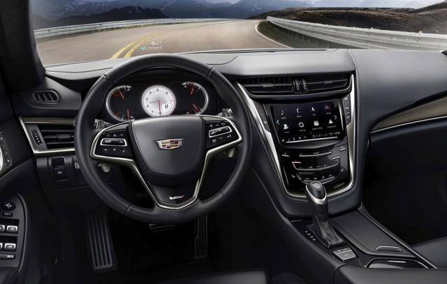 Cadillac CUE version 2.0