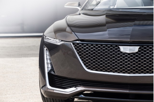 GM wants to turn Cadillac into its premium electric-vehicle brand