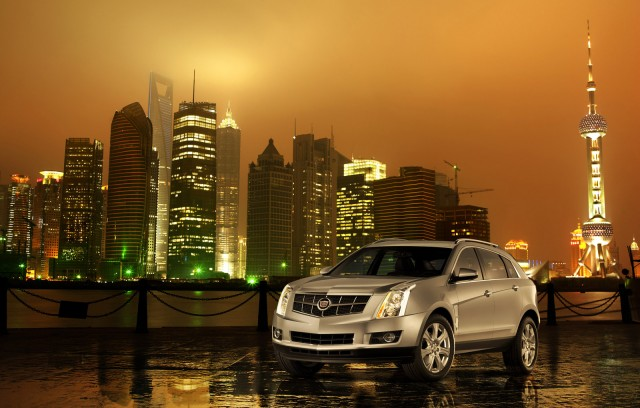 Cadillac in China