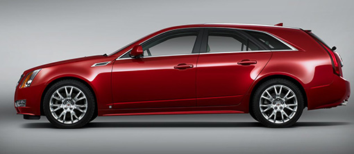 Cadillac Reveals 2010 Cts Sport Wagon At Pebble Beach Concours D Elegance