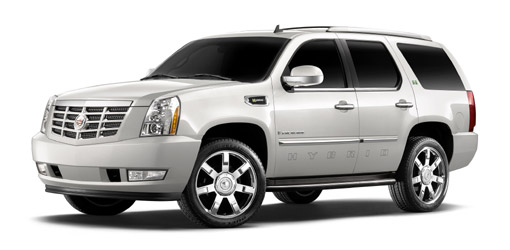 Cadillac reveals U.S. pricing for 2009 Escalade Hybrid: 20MPG city economy for only $3,600 premium