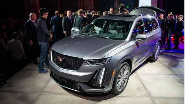2020 Cadillac XT6, North American Car, Utility, Truck of the year, Cadillac debuts electric SUV concept: What's New @ The Car Connection