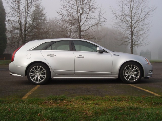 Cadillac Cts-V Wagon For Sale >> Driven: 2010 Cadillac CTS Wagon (Page 2)