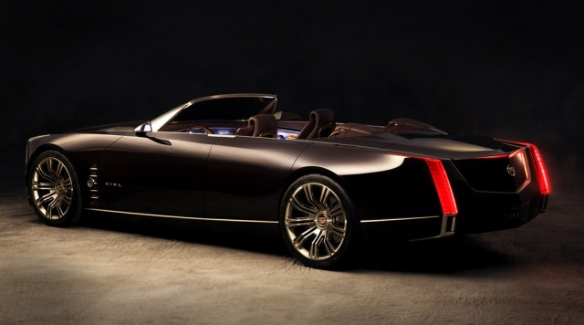 Cadillac To Offer All-Electric Car As Well As Plug-In ...