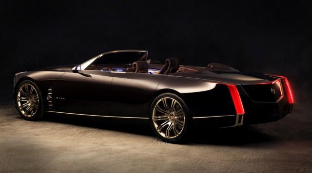 2017 Cadillac Ciel Concept