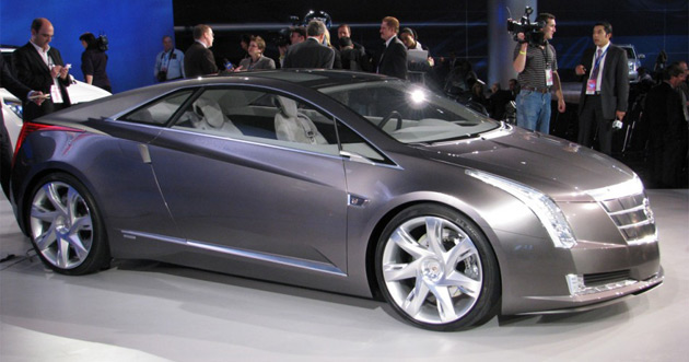 The eighth annual awards ceremony recognized these three cars for their forward-looking design