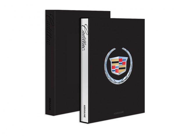 Cadillac Documents 110 Years Of Luxury With 395 Coffee Table Book