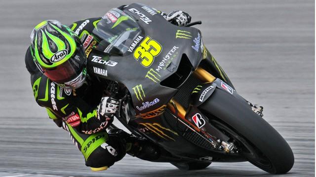 Cal Crutchlow photo courtesy MotoGP