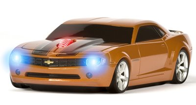 Camaro mouse by Road Mice