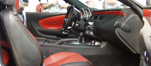 Camaro Ss Interior Main 630