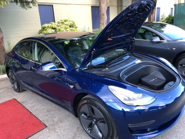 Canadian Reader K S New Tesla Model 3