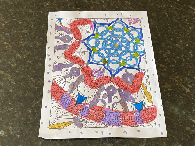 Car coloring sheets