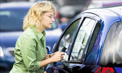 Car shopping: Practice patience when considering your trade in