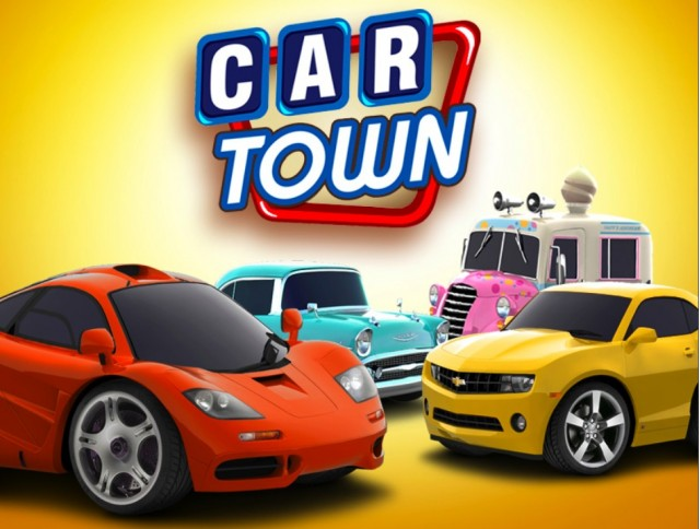 Car Town And Driverville Two Games For Gearheads Come To Facebook