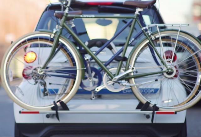 Car2Go offering bike racks in Portland