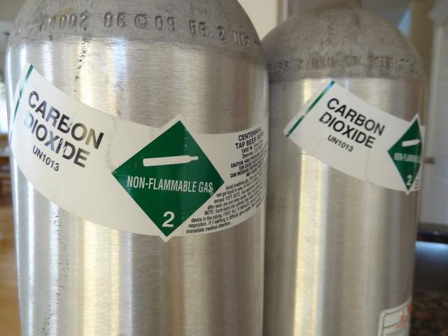 Carbon dioxide (Image: DJ Spiess, fermentarium.com)