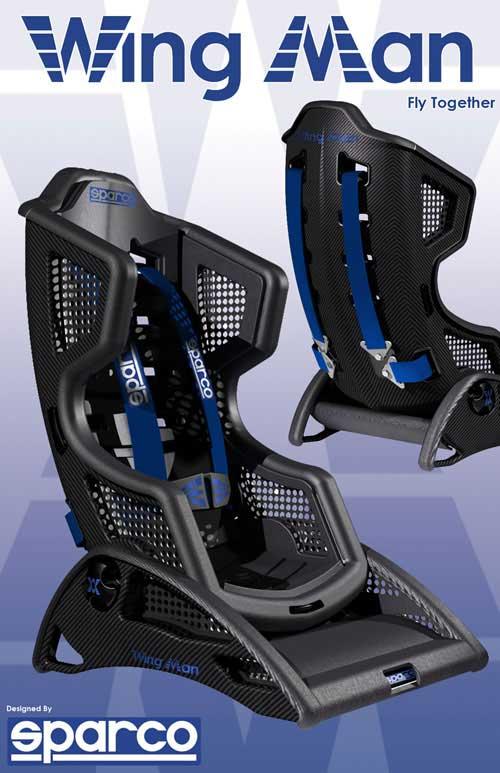 prototype carbon fiber child seat takes inspiration from racing rh motorauthority com