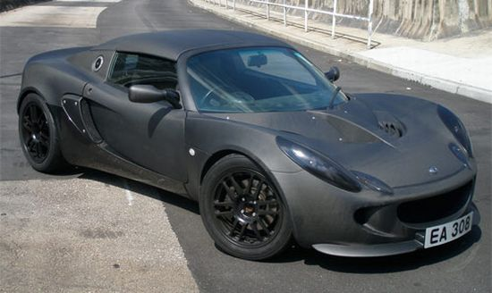 carbon fiber Lotus Elise