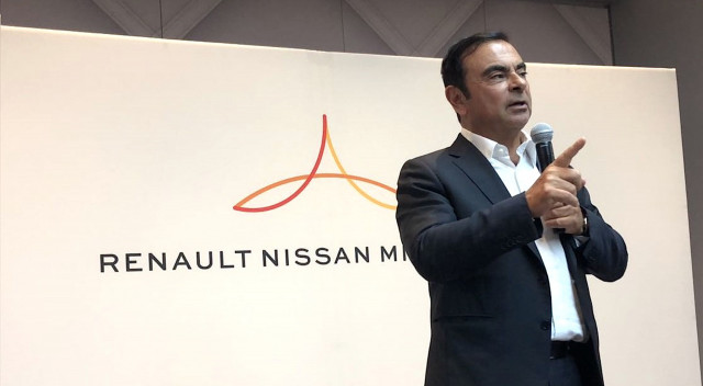 Japan prosecutors file new allegation against Nissan's Ghosn