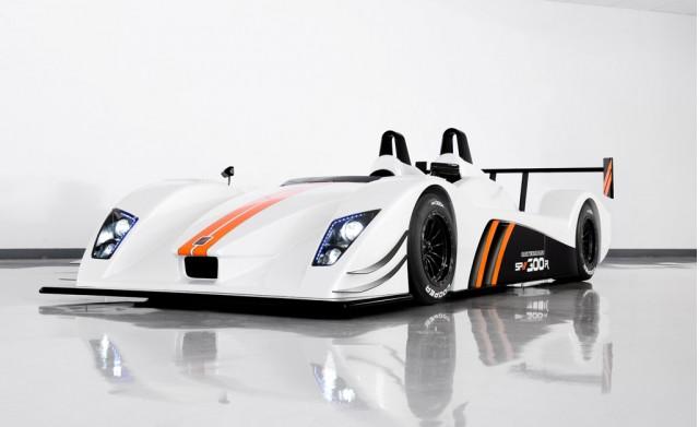 Caterham-Lola SP/300.R prototype track car