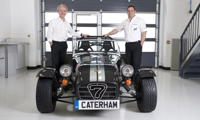 Caterham Technology and Innovation Limited (CTI)