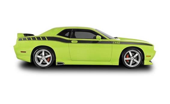 2015 Dodge Challenger Car Cover >> Cervinis Side Exhaust Kit for your 2008-10 Dodge Challenger