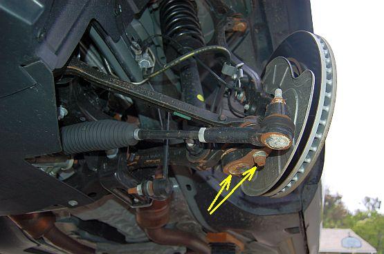 2009 Dodge Challenger R T Suspension Basics
