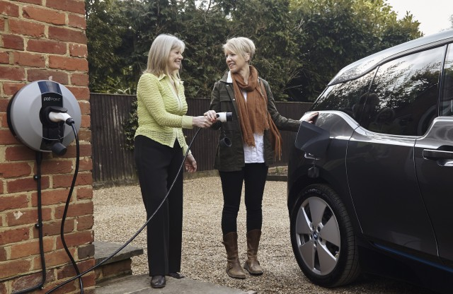 Chargie chargepoint sharing service