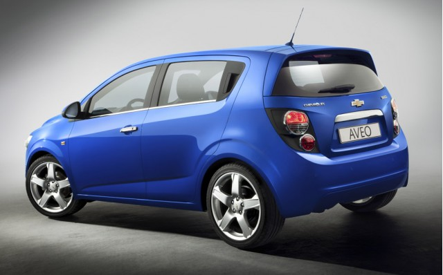 2017 Chevrolet Aveo Hatchback