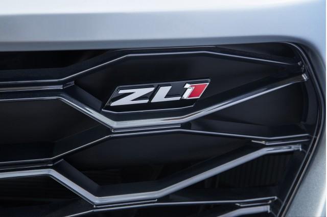 2017 Chevrolet Camaro ZL1