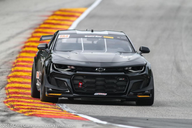 Chevrolet Camaro SS Trans-Am TA4 race car