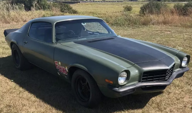 1972 Chevrolet Camaro from