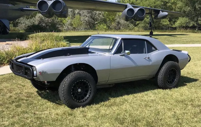 1967 Chevrolet Camaro from