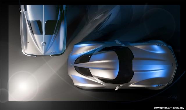 chevrolet corvette stingray concept 009