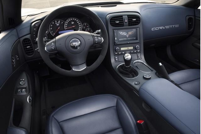 2013 Chevrolet Corvette 427 Convertible Collector Edition