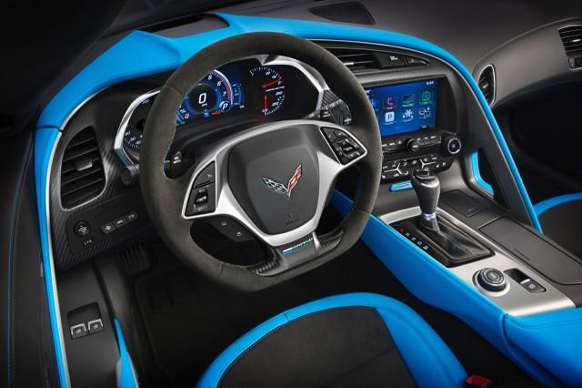 Z07 >> 2017 Chevrolet Corvette Grand Sport priced from $66,445