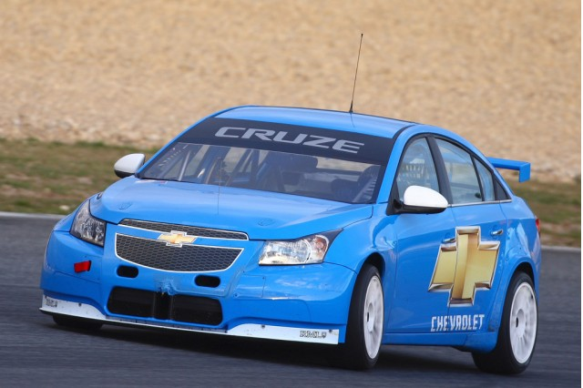 Chevrolet Cruze Touring Car