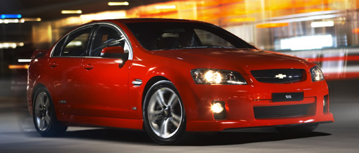 Chevrolet Lumina SS wins 'Best Sports Saloon' for 2007