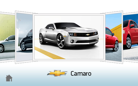 Chevrolet Showroom App Now Available For iPhone, iPad And iPod touch