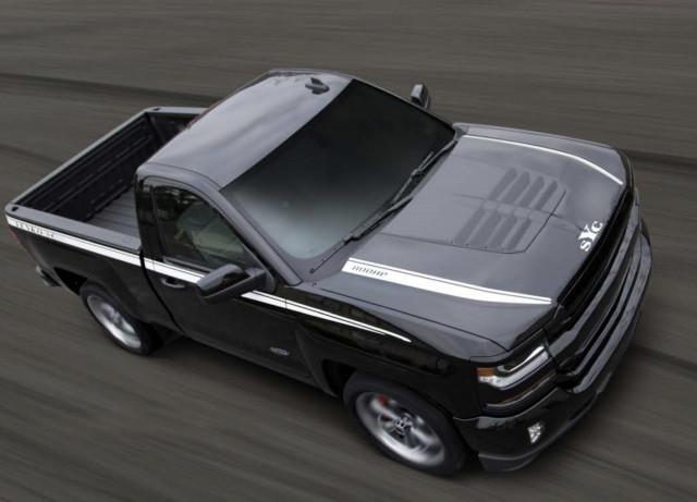 Specialty Vehicle Engineering Yenko Chevy Silverado