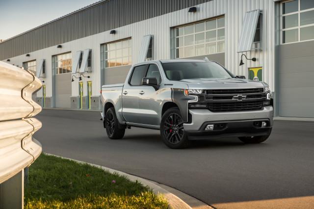 2019 Chevy Silverado RST Street concept